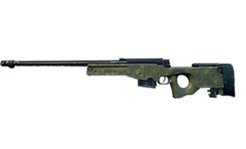 senjata mematikan game pubg AWM