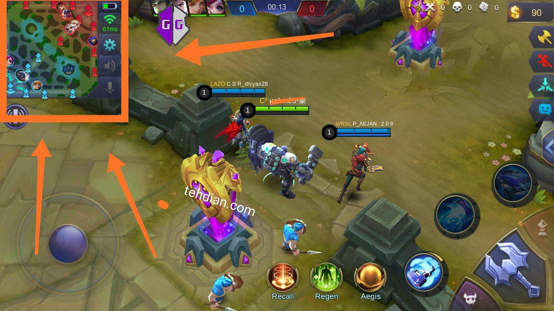 Cara cheat memakai game guardian berhasil - TehDian.Com