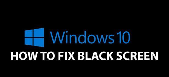 cara mengatasi black screen windows 10