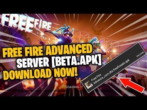 Beta server apk free fire