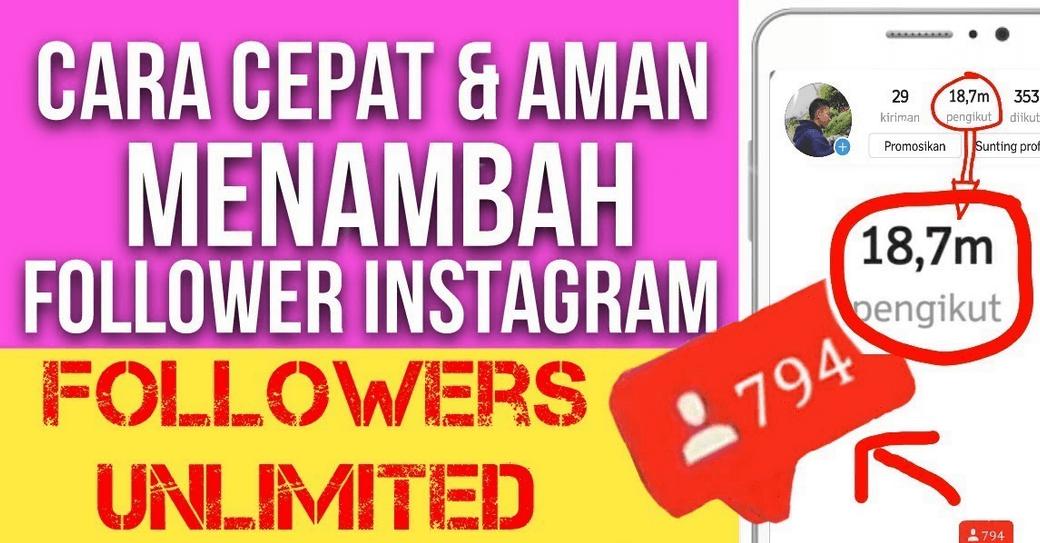 cara memperbanyak pengikut instagram sukses