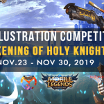 Update My event mobile Legends 2019 MGL Illustration Competition