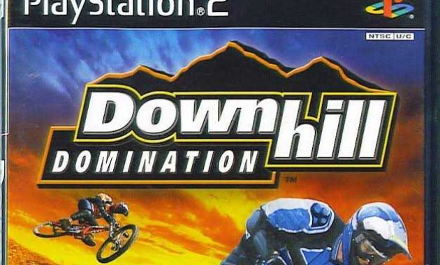 Cheat downhill domination ps2 lengkap