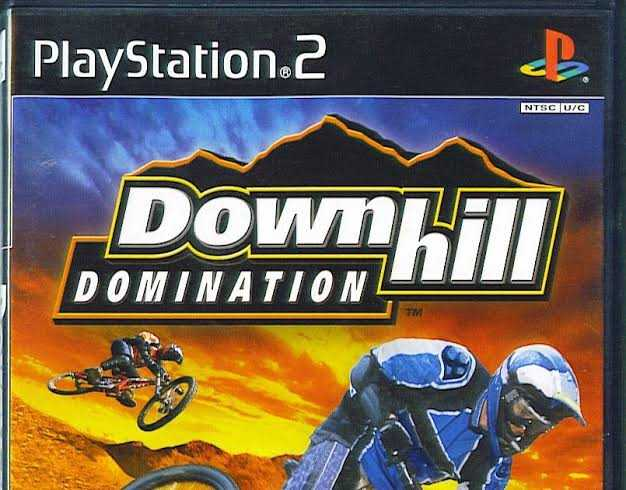 Cheat downhill domination ps2