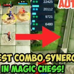 Magic chess mobile legends