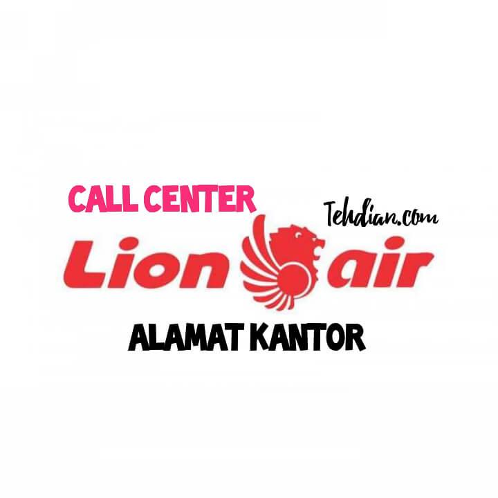 call center lion air