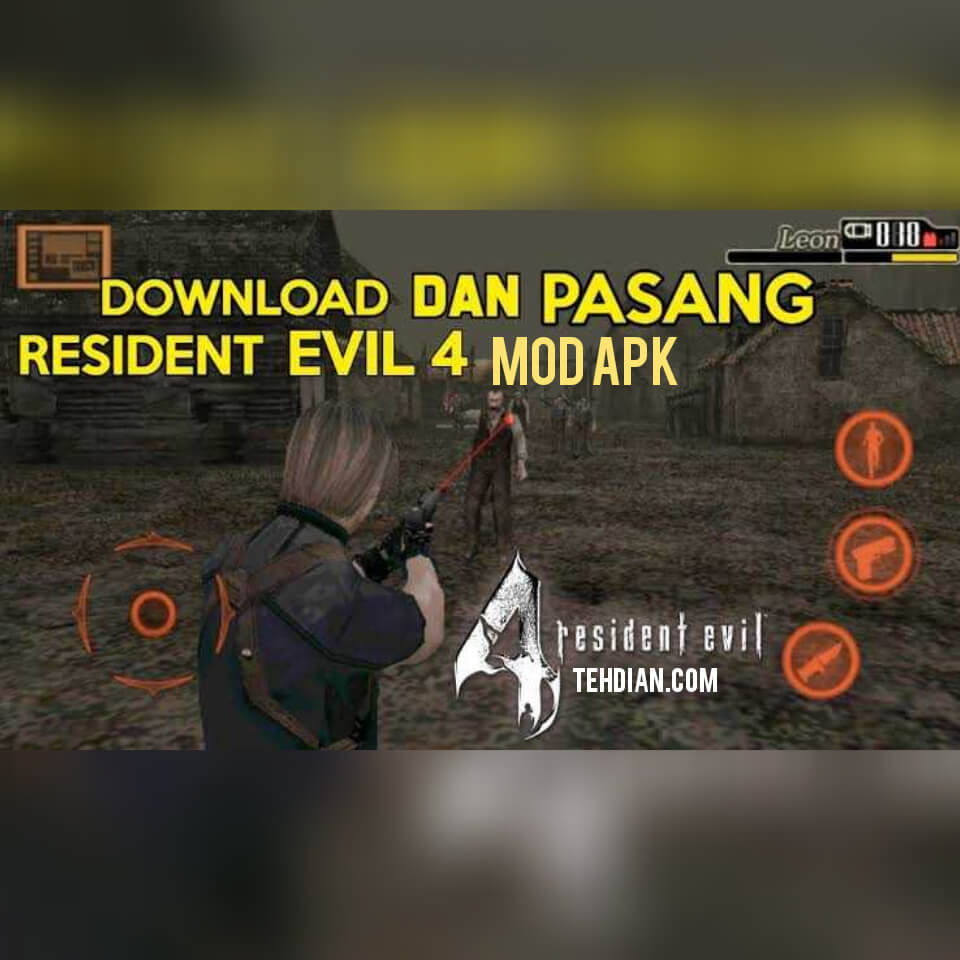 cheat resident evil 4 android unlimited money