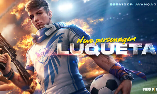 New hero ff luqueta