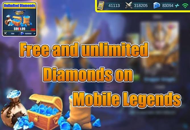 Game mobile Legends mod apk