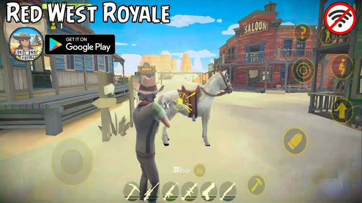 Red west Royale for android