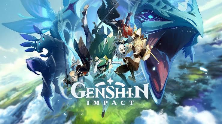 Genshin Impact 4 internasional