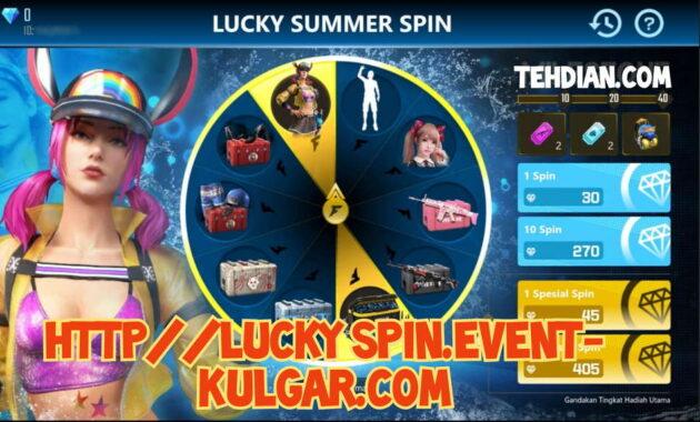 Http//lucky spin.event-kulgar.com ff