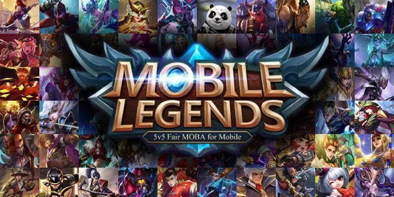 Mobile Legends Bang bang urutan 3 dunja