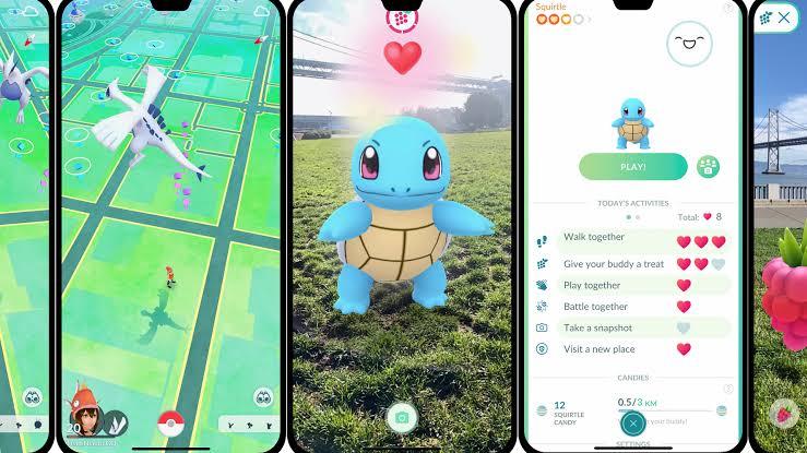 Pokemon GO game No 10 dunia 2020