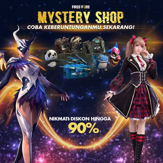 mystery shop ff november 2020