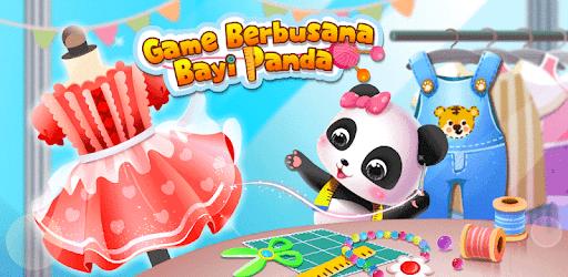 Game Berbusana Bayi Panda