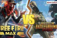 PUBG Mobile vs Free Fire Max: Apa Bedanya Kedua Game tersebut?