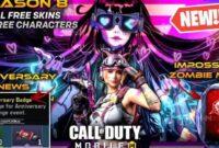 Call Of Duty Mobile Season 8 – Peringatan Kedua: Kebocoran, Peta baru, dan banyak lagi