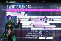 Kalender Acara Kelahiran Kembali Garena Free Fire Moco dirilis: Lihat daftar lengkap acara dengan tanggal